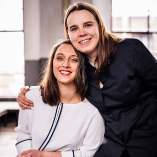 Esther Valentin und Anastasia Grishutina interpretieren Edvard Griegs 6 Lieder op. 48