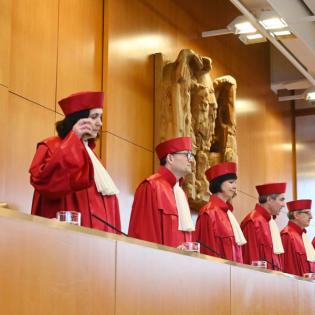 Die letzte Instanz – 70 Jahre Bundesverfassungsgericht