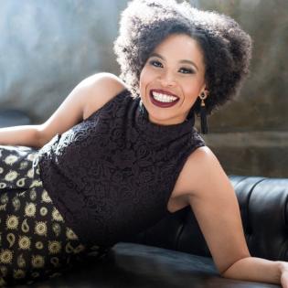 Die Sopranistin Golda Schultz