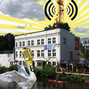 Goldbek~kanal - 40 Jahre Goldbekhaus: Von der Chemiefabrik zum Fairteiler