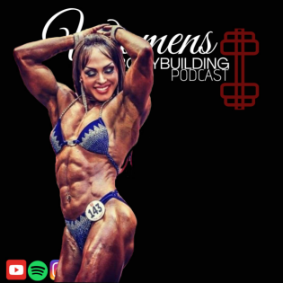 #52 IFBB Womens Physique Pro Marina Schermer