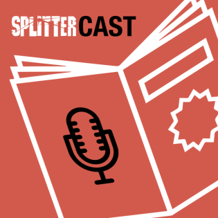 SplitterCast 22 - COZMIC Comic-Anthologie