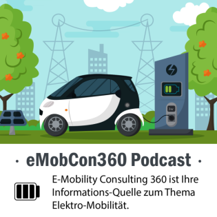 eMobCon360 Podcast  - 16.05.2020 - Informations-Quelle für Elektro-Mobilität