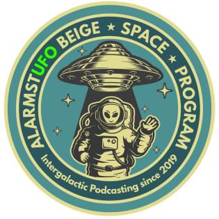 AlarmstUFO Beige Nr. 14 - Zufall oder kosmische Vorsehung? Wir empfangen eine Alien-Botschafterin