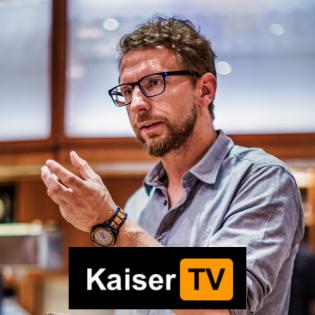 """Gunnar Kaiser - Schriftsteller und Philosoph (Im Gespräch bei """"The Deframing Channel"""")"""