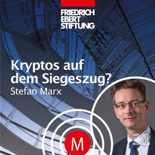 "MK31 ""Kryptos auf dem Siegeszug?"" mit Stefan Marx"