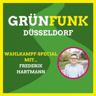 Wahlkampf-Special mit Frederik Hartmann