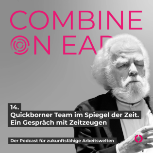 Quickborner Team im Spiegel der Zeit. Ein Gespräch mit Zeitzeugen.