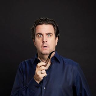 Die verfluchte Stadt. Krimi-Podcast mit Bastian Pastewka