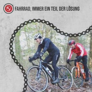 Radfahren für den Guten Zweck – Jetzt erst recht!