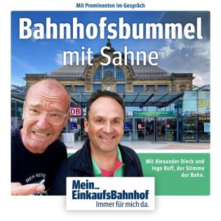 Episode 12 - Einkaufsbahnhof Mannheim (der dritte Besuch)