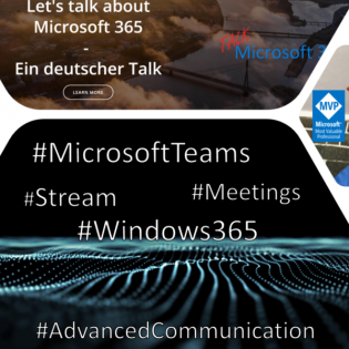 S02E14 - Neuigkeiten rund um Microsoft Teams, Stream und Windows 365