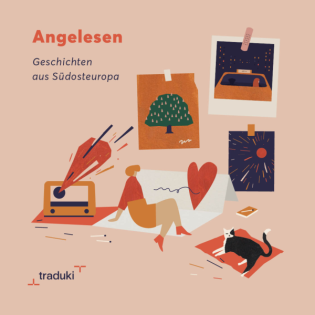 """""""Die Sanftmütigen"""" von Angel Igov, gelesen von Aleksandar Radenković"""