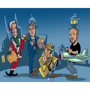 Maskenball bei Interpol (mit Matze Knop)