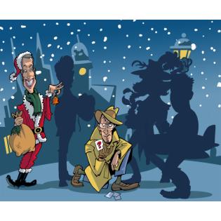 Eine Weihnachts-App-o-Kalypse (mit Thomas Hermanns)