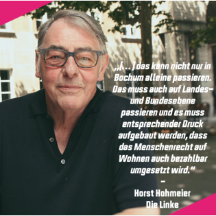 #2 Auf ein Bier im Ratskeller mit Horst Hohmeier