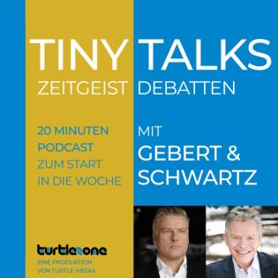 Turtlezone Tiny Talks - Amazon - Spiegel der Gesellschaft?