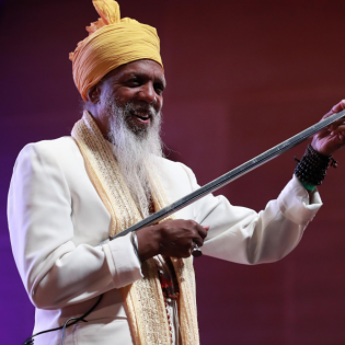 """Dr. Lonnie Smith: """"All in my mind"""""""