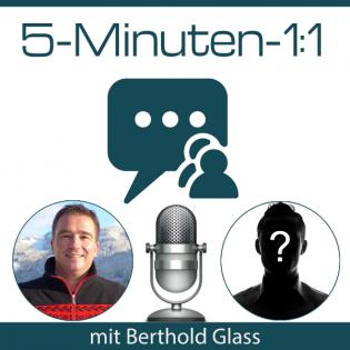 009 | Gordon Schönwälder im 5-Minuten-1:1
