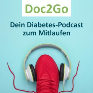 S2 Episode 6: Dr. Mirjam Eiswirth (Typ-1-Diabetes) und Dr. Meinolf Behrens (Diabeteszentrum Minden)
