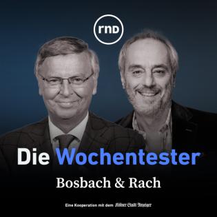 Bosbach & Rach - mit Wolfgang Kubicki, Heinz Rudolf Kunze und Maik Meuser