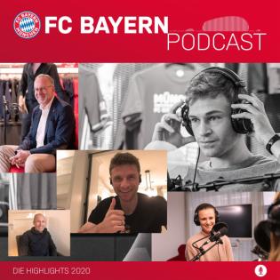 Der FC Bayern Podcast - die Highlights 2020