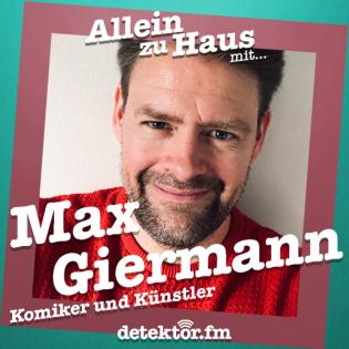 """Max Giermann – """"Ich könnte keinen Tag ohne Kunst leben."""""""