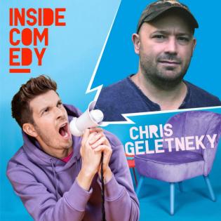 Chris Geletneky: Von Ladykracher bis Late Night - Was darf Comedy?