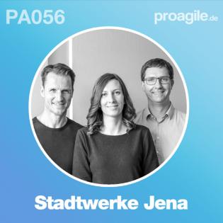 Agile IT-Teams bei den Jenaer Stadtwerken - Teil 1