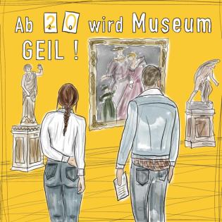 Ab 20 wird MUSEUM geil! | 46