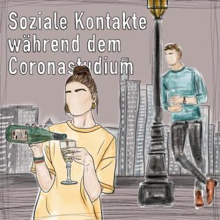 Soziale Kontakte im Corona-Studium | 54