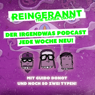 Eierschneiderfinger | Folge 31 | Reingerannt TSD - Der irgendwas Podcast
