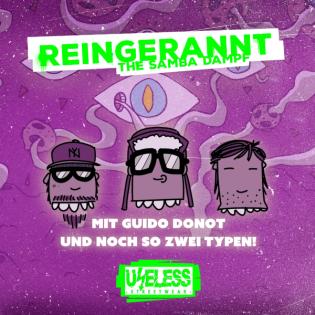 Lappenschluck   Folge 41   Reingerannt TSD - Der irgendwas Podcast