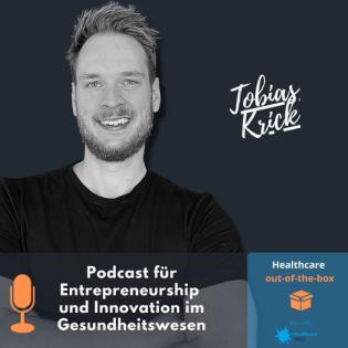 #4 Interview mit Balthasar von Hohenthal - Mitgründer von Krankenhaus.de