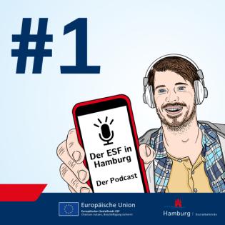 Der ESF Podcast: Europa wirkt – Folge 1