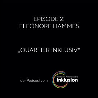 """BABI - """"Quartier Inklusiv"""" mit Eleonore Hammes"""
