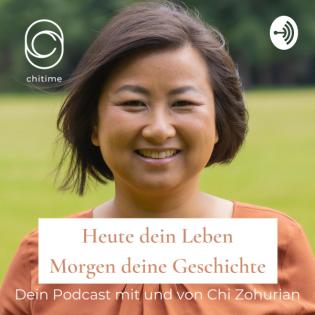 #023 Mit Kunst Verbindung schaffen - Interview mit Elena Büchel_Teil 2