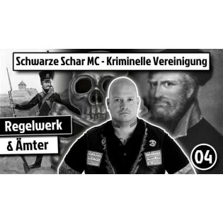 Schwarze Schar MC Teil 4 - Original Regelwerk & Ämter Interna
