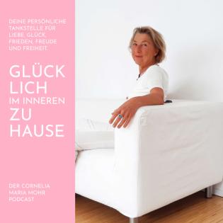 """Interview mit Gabriele Bucher - in der Podcast Reihe """"Menschen finden ihr inneres Glück"""""""