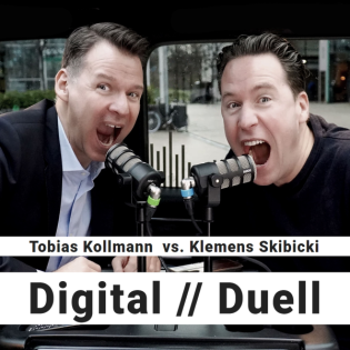 Digital // Duell (Wahlspecial Nr. 2, KW36/2021) - Die Pressedebatte für die Digitale Transformation