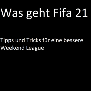 Was geht Fifa 21 #1