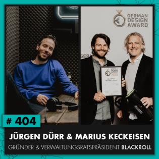 OMR #404 mit Jürgen Dürr und Marius Keckeisen