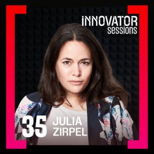 Modeunternehmerin Julia Zirpel erklärt, wie wir lernen, nachhaltiger zu konsumierenMenschen, die Mode allzu große Bedeutung beimessen, gelte