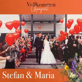 10 Jahre verheiratet!