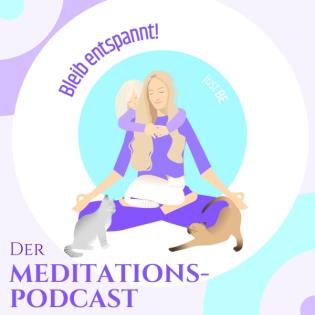 Meditation zum Einschlafen - Wolfsmond