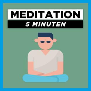 Geführte Meditation 5 Minuten   Achtsames Atmen für mehr innere Ruhe   Atemübung