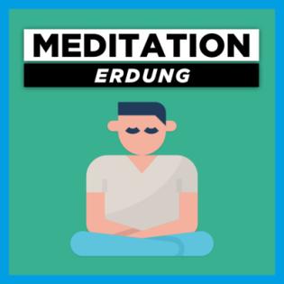 Meditation geerdet & zentriert   Geführte Meditation für Erdung, Entspannung und Ruhe