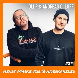 #39 Henry Maske for Bundeskanzler