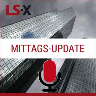 LS-X-Mittagsupdate am 24.09.2021: DAX am Freitag schwächer, Respekt vor der Wahl?