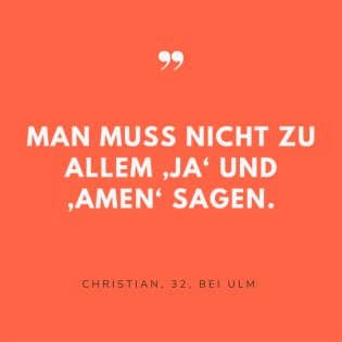 Christian, 32, bei Ulm